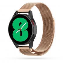 Tech-ProtectMilaneseband Samsung Galaxy Watch 4 40/42/44/46 mm - Guld