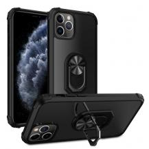 A-One BrandMagnet Ring Flexicase Skal till iPhone 11 Pro Max - Svart