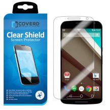 CoveredGearCoveredGear Clear Shield skärmskydd till Google Nexus 6