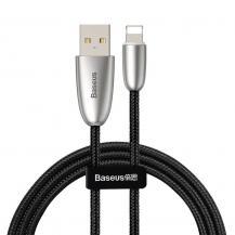 BASEUSBaseus Torch USB Kabel/lightning 2.4A 1m LED lampa Svart