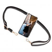 Boom of SwedenBOOM OF SWEDEN - Halsband mobilskal till Galaxy Note 10 Plus - Strap Black
