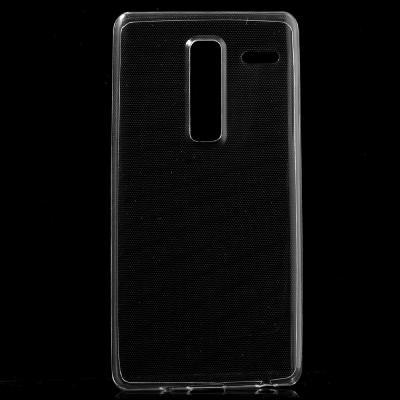 Ultra Tunn Flexicase skal till LG Zero - Transparent