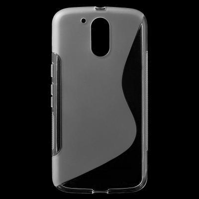 S-Line Skal till Motorola Moto G4 / G4 Plus - Clear