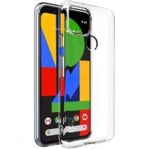 ImakIMAK Mobilskal Google Pixel 5 - Clear