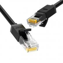 UGrönUGreen Ethernet Kabel RJ45 Cat 6 UTP 1000Mbps 1 m Blå