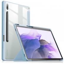 INFILANDInfiland Crystal Fodral Galaxy Tab S7 Fe 5g 12.4 - Blå