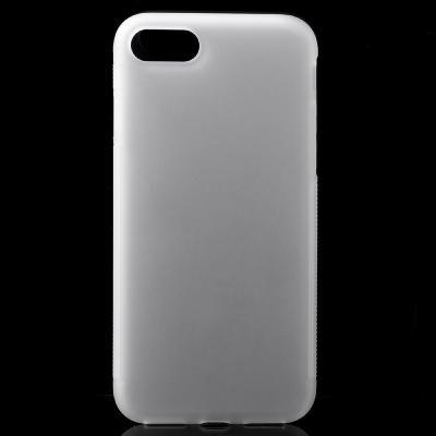 Matte Mobilskal till iPhone 8/7 - Transparent