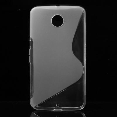 Flexicase Skal till Google Nexus 6 - Transparent