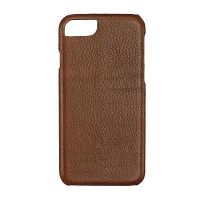Onsala Collection mobilskal till iPhone 6/7/8/SE 2020 - Skinn Brun
