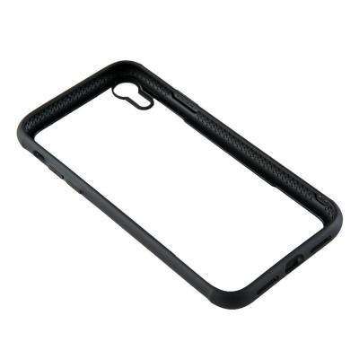 GEAR Mobilskal med Tempererat Glas iPhone XR - Svart