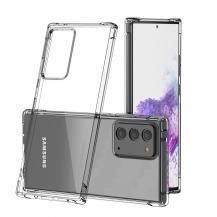 OEMLEEU Shockproof Skal Till Samsung Galaxy Note 20 - Clear