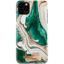 iDeal of SwedenIdeal Fashion Case iPhone 11 Pro Max - Golden Jade Marble