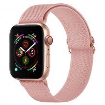 Tech-ProtectMellow Band Apple Watch 4 / 5 / 6 / 7 / SE (38 / 40 / 41 MM) - Rosa Sand