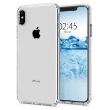 SpigenSPIGEN Liquid Crystal iPhone Xs Max Crystal Clear