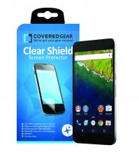 CoveredGearCoveredGear Clear Shield skärmskydd till Huawei Nexus 6P