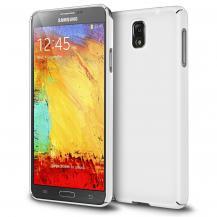 RearthRingke Premium Slim Hard Case Skal till Samsung Galaxy Note 3 (Vit)