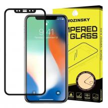 WozinskyWozinsky Full Glue Härdat Glas iPhone 12 Pro Max Svart