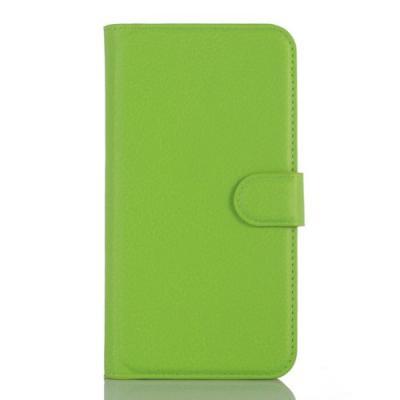 Lychee Plånboksfodral till OnePlus X - Grön