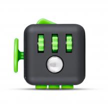 Fidget ToysFidget Cube - Sensory Toy - Anti Stress - Grön