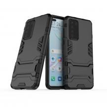 A-One BrandKick-Stand Mobilskal till Huawei P40 - Svart