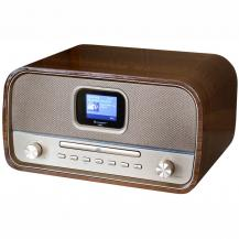 SoundmasterSoundmaster Stereo BT/CD/USB och radio