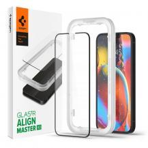 SpigenSpigen Alm Härdat glas FC iPhone 13 Pro Max