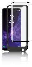 SiGNSiGN 3D Skärmskydd i Härdat Glas för Samsung Galaxy S9 Inkl. Monteringsram