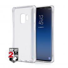 ItSkinsItskins Spectrum Skal till Samsung Galaxy S9 - Clear