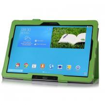 A-One BrandStand Flip Fodral till Samsung Note Pro 12,2 - Tab Pro 12,2 (Grön)