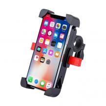 HurtelCykel motorcykel handlebar phone 360 hållare Svart