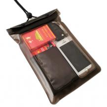 A-One BrandXL Vattentätt universalt mobilfodral - Svart