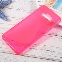 OEMGel Mobilskal Samsung Galaxy S8 Plus - Magenta