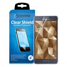 CoveredGearCoveredGear Clear Shield skärmskydd till Samsung Galaxy Alpha