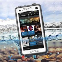 RedPepperRedpepper Vattentätt Skal till HTC One M7 (Vit)
