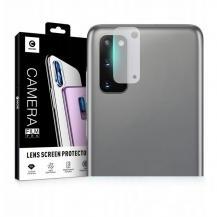 MocoloMocolo Härdat Glas Tg+ Camera Lens Galaxy S20 Clear