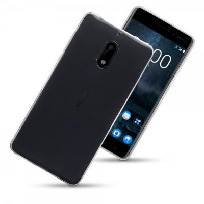 Flexicase skal till Nokia 6 - Transparent