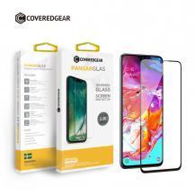CoveredGearCoveredGear härdat glas skärmskydd till Samsung Galaxy A70 - Svart