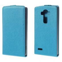 OEMFlipfodral till LG G4 - Ljusblå