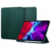 SpigenSpigen Urban Fit Fodral iPad Pro 11 2020/2021 Midnight Grön
