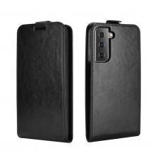 A-One BrandFlip mobilväska till Samsung Galaxy S21 Ultra - Svart