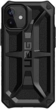 UAGUAG Monarch Skal iPhone 12 Mini - Black