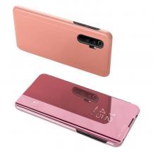 HurtelClear View Skal Xiaomi Mi Note 10/10 Pro/Mi CC9 Pro Rosa