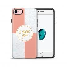 Tough mobilskal till Apple iPhone 7/8 - I adore you