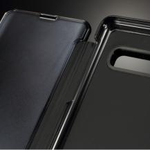 TaltechWindow Mirror Fodral till Samsung Galaxy S10 - Svart