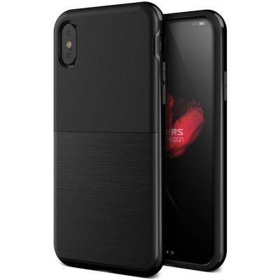 Verus High Pro Shield Skal till Apple iPhone XS   X - Svart 3b1e00daed6d5