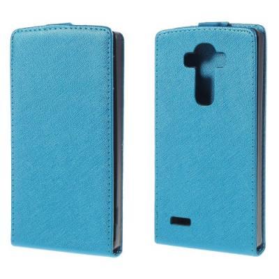 Flipfodral till LG G4 - Ljusblå