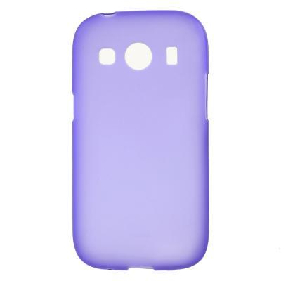 Flexicase Skal till Samsung Galaxy Ace 4 (G357) - Matte Lila