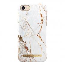 iDeal of SwedeniDeal of Sweden Fashion skal iPhone 6/7/8/SE 2020 Carrara Gold