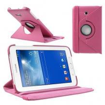 A-One BrandRotating Armour Fodral till Samsung Galaxy Tab 3 7,0 P3200 - (Magenta)