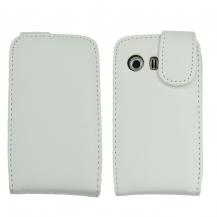 OEMFlip mobilväska till Samsung Galaxy Y S5360 (Vit)